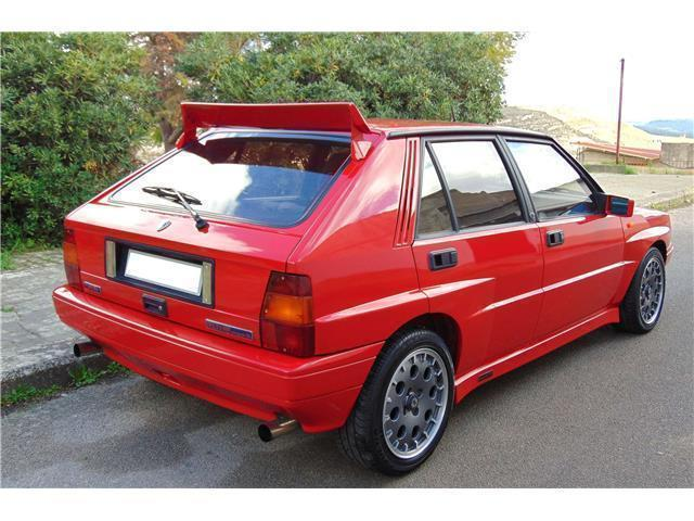 sold lancia delta hf turbo integra used cars for sale. Black Bedroom Furniture Sets. Home Design Ideas