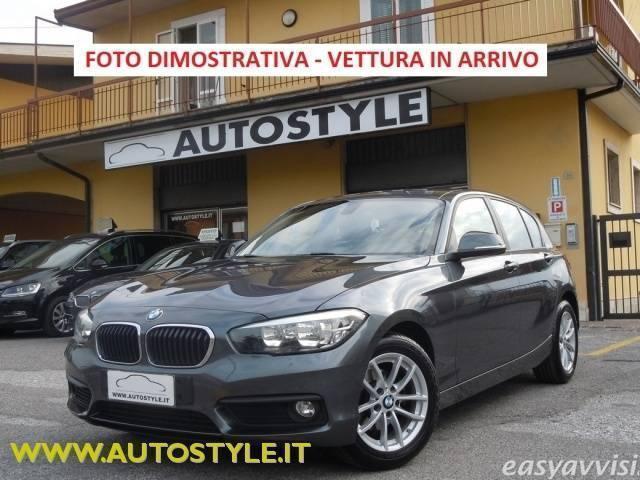 usata BMW 116 D *EURO6* Advantage 116Cv 4/5Porte