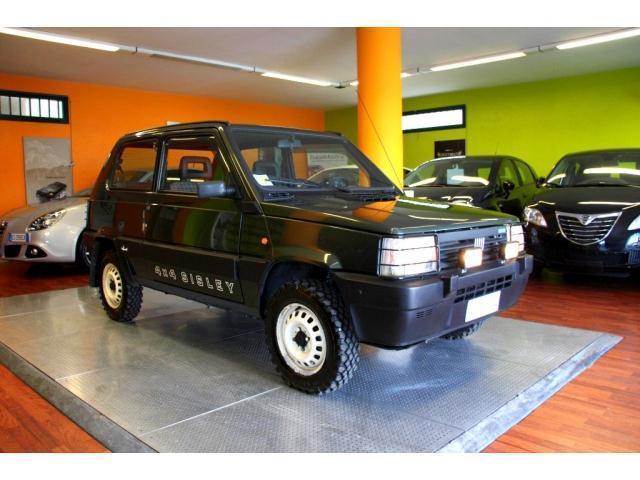 Sold fiat panda 4x4 1000 4x4 sisle used cars for sale for Fiat panda 4x4 sisley usata