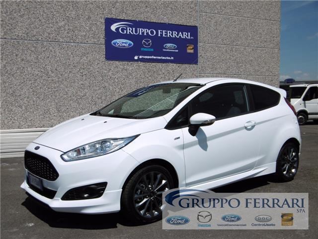 sold ford fiesta 1 0 ecoboost 125c used cars for sale autouncle. Black Bedroom Furniture Sets. Home Design Ideas