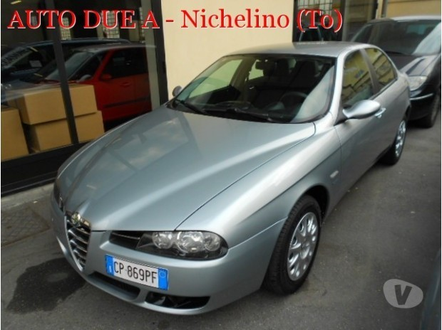 sold alfa romeo 156 1 9 jtd 115 cv used cars for sale autouncle. Black Bedroom Furniture Sets. Home Design Ideas
