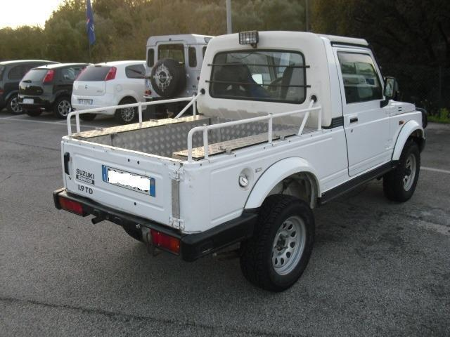 Sold Suzuki Samurai 1 9 Td Pick Up Used Cars For Sale