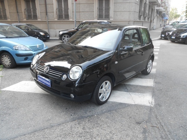 usato 1 4 tdi cat highline air vw lupo 2004 km in foggia. Black Bedroom Furniture Sets. Home Design Ideas