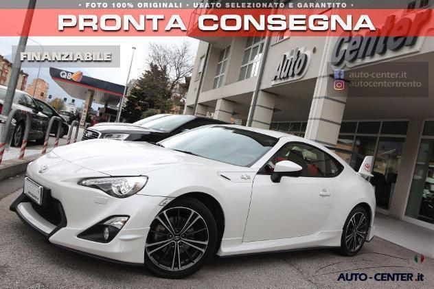 sold toyota gt86 aero kit ufficiale used cars for sale. Black Bedroom Furniture Sets. Home Design Ideas