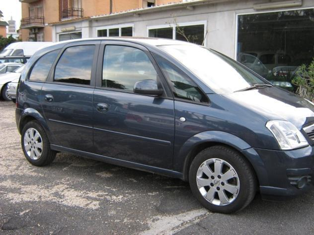 usato 1 7 cdti 101cv enjoy opel meriva 2006 km in roma rm. Black Bedroom Furniture Sets. Home Design Ideas