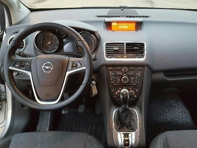 usato 1 7 cdti 110cv cosmo opel meriva 2011 km. Black Bedroom Furniture Sets. Home Design Ideas