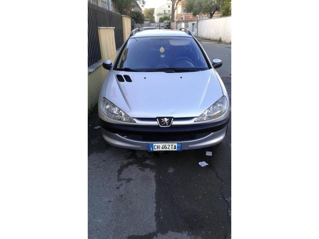 usato 1 4 hdi sw peugeot 206 2003 km in torre. Black Bedroom Furniture Sets. Home Design Ideas