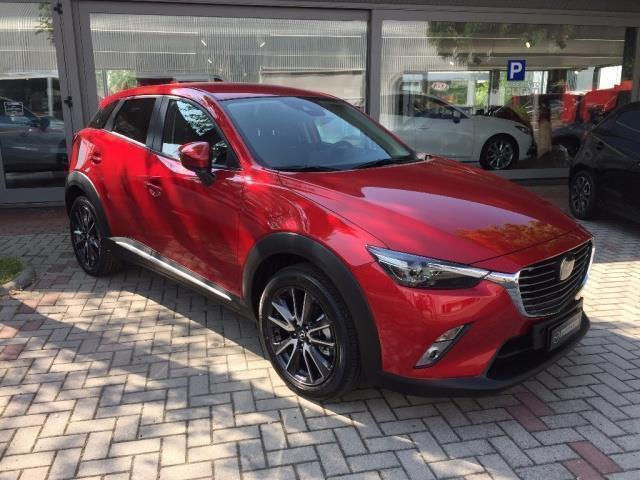 sold mazda cx-3 1.5l skyactiv-d 4w. - used cars for sale - autouncle