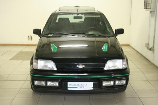 sold ford fiesta rs turbo 3 p used cars for sale autouncle. Black Bedroom Furniture Sets. Home Design Ideas