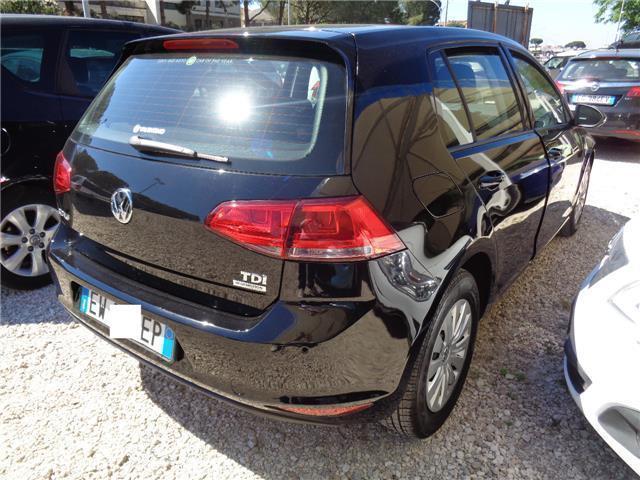 sold vw golf vii 1 6 tdi 110 cv used cars for sale autouncle. Black Bedroom Furniture Sets. Home Design Ideas
