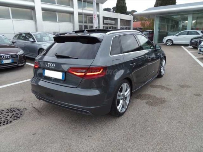 sold audi a3 sportback 2 0 tdi 184 used cars for sale. Black Bedroom Furniture Sets. Home Design Ideas