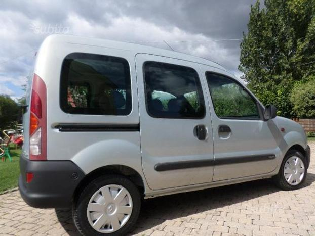 sold renault kangoo 1 9 dti rxe used cars for sale autouncle. Black Bedroom Furniture Sets. Home Design Ideas