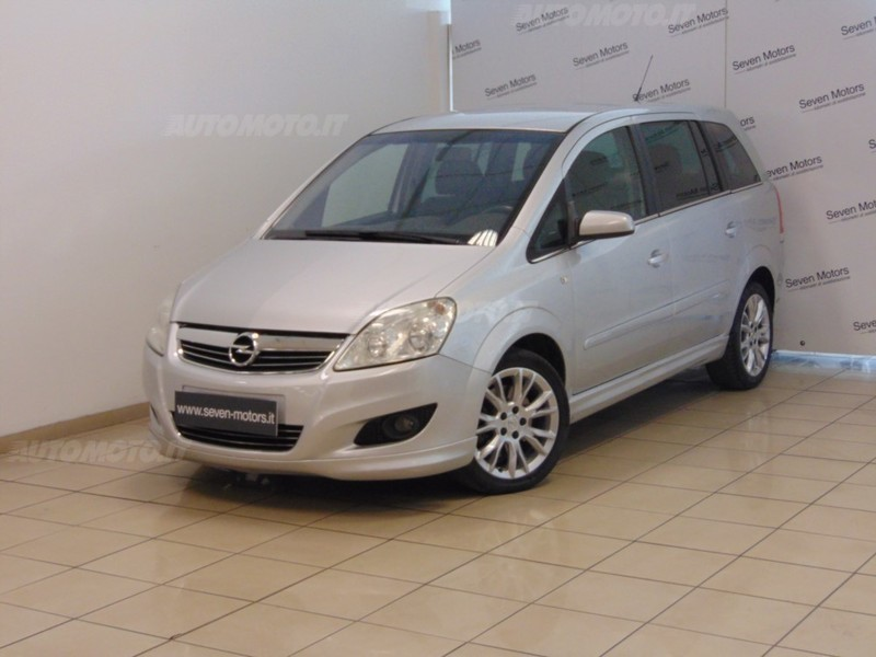 sold opel zafira usata del 2010 a used cars for sale autouncle. Black Bedroom Furniture Sets. Home Design Ideas