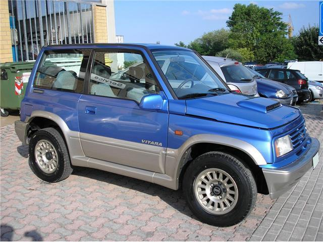 sold suzuki vitara 1 9 td cabriole used cars for sale autouncle. Black Bedroom Furniture Sets. Home Design Ideas