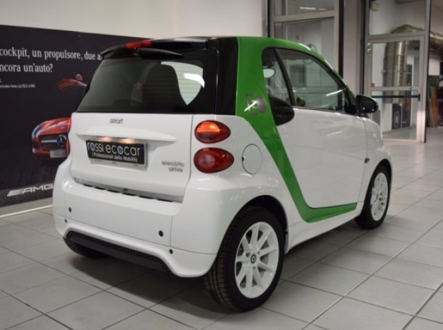 Sold Smart Fortwo Electric Drive D Used Cars For Sale