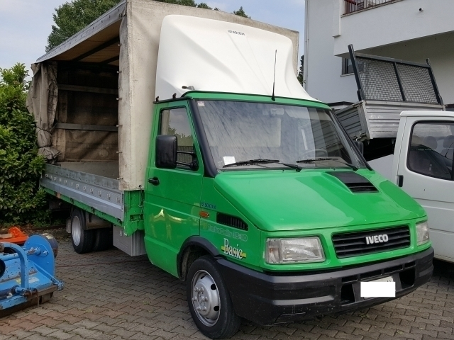 sold iveco daily turbo diese used cars for sale. Black Bedroom Furniture Sets. Home Design Ideas