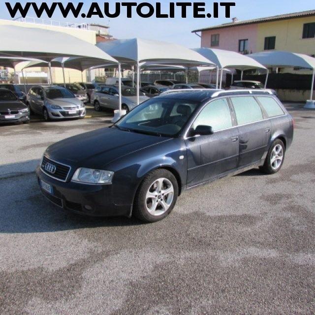 Sold Audi A6 2.5 V6 TDI/180CV Cat .