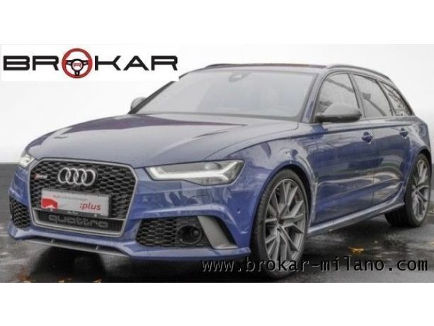 Audi rs6 usata 6