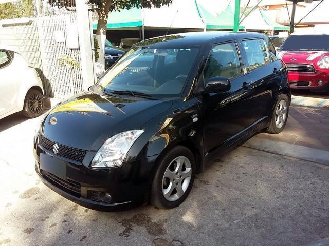 usato 1 3 ddis 5p gl suzuki swift 2007 km in roma. Black Bedroom Furniture Sets. Home Design Ideas