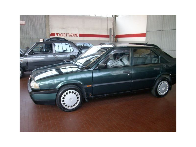 sold alfa romeo 33 1 7 ie 4x4 used cars for sale autouncle. Black Bedroom Furniture Sets. Home Design Ideas