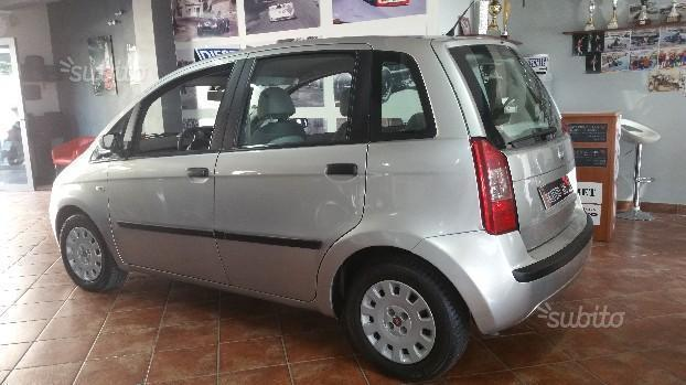 Sold fiat idea 1 3 multijet km ce used cars for sale for Fiat idea 2006 full 1 8