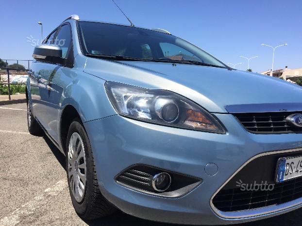 Usato 3ª serie - 2008 - OCCHIO AL PREZZO Ford Focus – 2008, km ...