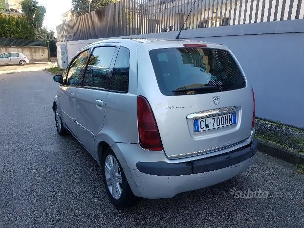 Venduto lancia musa 1 4 diva auto usate in vendita - Lancia musa diva ...