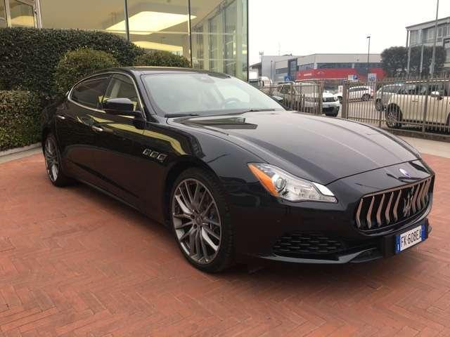 Usato 2017 Maserati Quattroporte 3.0 Diesel 250 CV (45.500 €) | AutoUncle