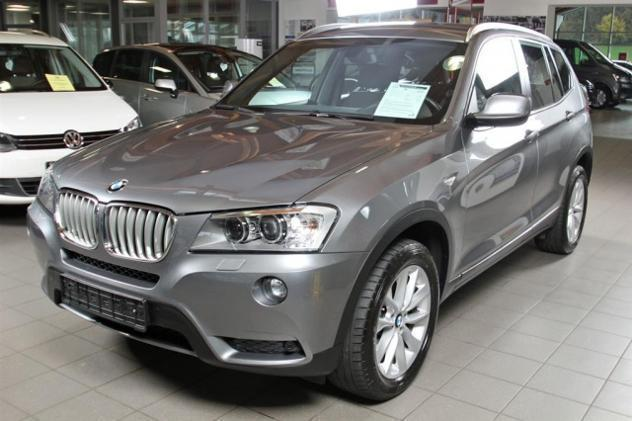 sold bmw x3 xdrive 30d automatik used cars for sale autouncle. Black Bedroom Furniture Sets. Home Design Ideas
