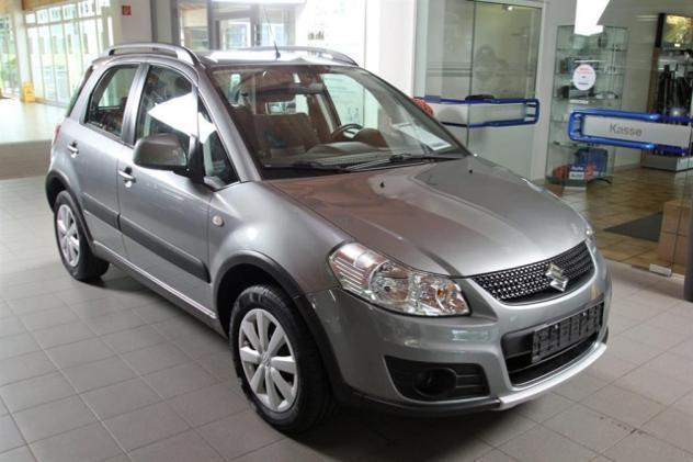 sold suzuki sx4 classic 1 6 4x4 cl used cars for sale. Black Bedroom Furniture Sets. Home Design Ideas