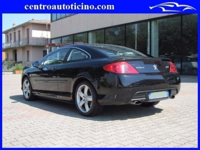 sold peugeot 407 coupe 3 0 v6 hdi used cars for sale autouncle. Black Bedroom Furniture Sets. Home Design Ideas