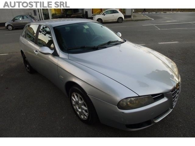 sold alfa romeo 156 1 9 jtd sportw used cars for sale autouncle. Black Bedroom Furniture Sets. Home Design Ideas