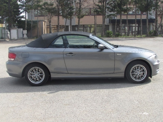 sold bmw 120 cabriolet d cat futura used cars for sale autouncle. Black Bedroom Furniture Sets. Home Design Ideas