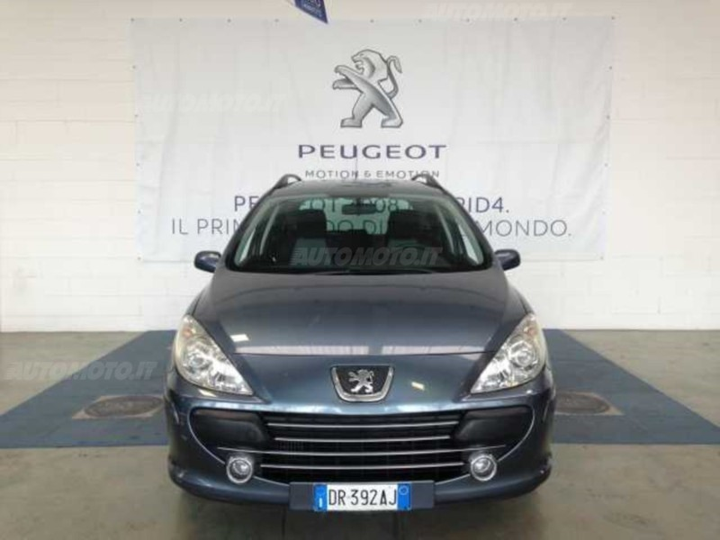 sold peugeot 307 sw 1 6 hdi anno 2 used cars for sale autouncle. Black Bedroom Furniture Sets. Home Design Ideas