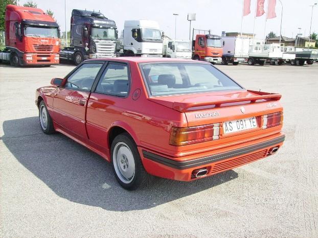Maserati Biturbo 2.0 Benzin 245 CV (1990) | Verona - Vr ...