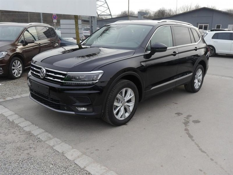sold vw tiguan allspace 1 4 tsi ac used cars for sale. Black Bedroom Furniture Sets. Home Design Ideas