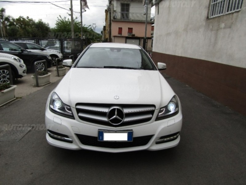 Sold mercedes 220 classe c coup cd used cars for sale for Bianco arredamenti somma vesuviana