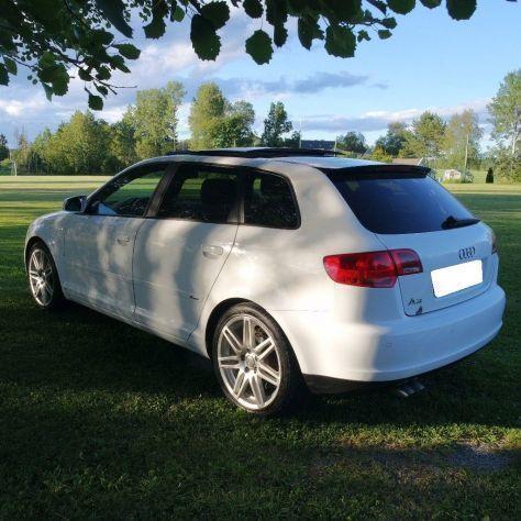 sold audi a3 sportback 1 9 tdi 105 used cars for sale. Black Bedroom Furniture Sets. Home Design Ideas