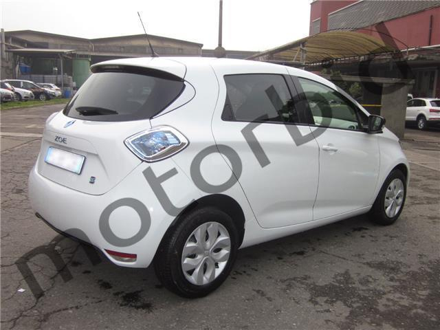 sold renault zoe life r240 automat used cars for sale. Black Bedroom Furniture Sets. Home Design Ideas