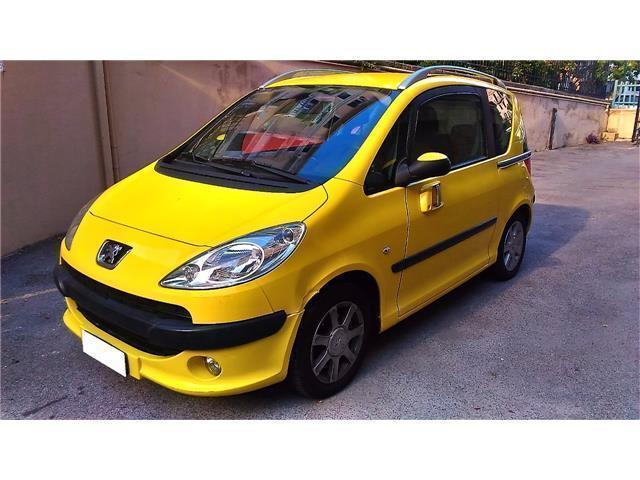 sold peugeot 1007 1 4 sporty 2tron used cars for sale autouncle. Black Bedroom Furniture Sets. Home Design Ideas