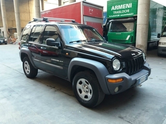 Sold Jeep Cherokee 2.5 CRD Limited. - used cars for sale