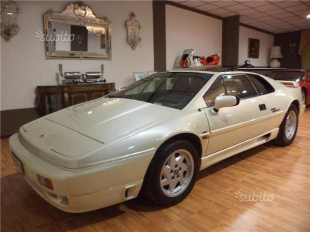 sold lotus esprit 2 2 tetto in vet used cars for sale autouncle. Black Bedroom Furniture Sets. Home Design Ideas