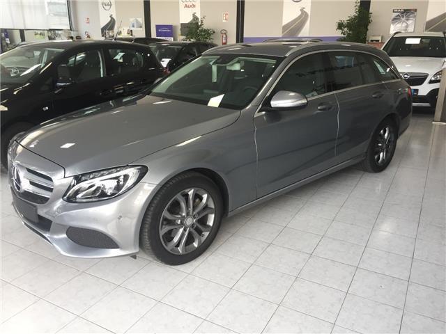 gebraucht Mercedes C200 BlueTEC S.W. Automatic Sport