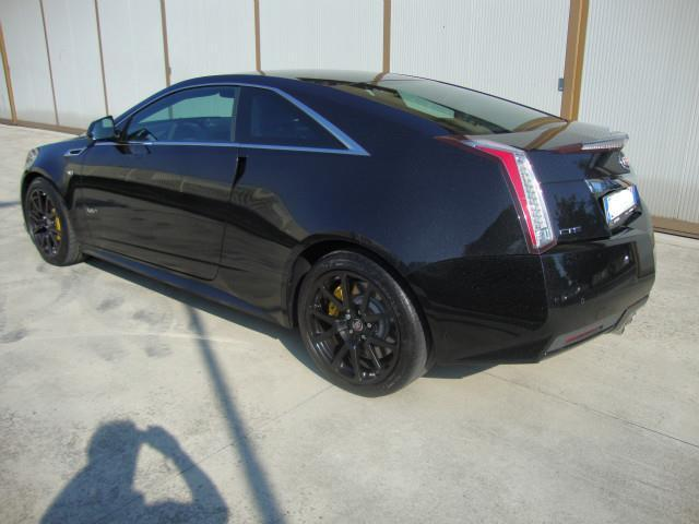 Sold Cadillac Cts Cts V 6 2 V8 Cou Used Cars For Sale