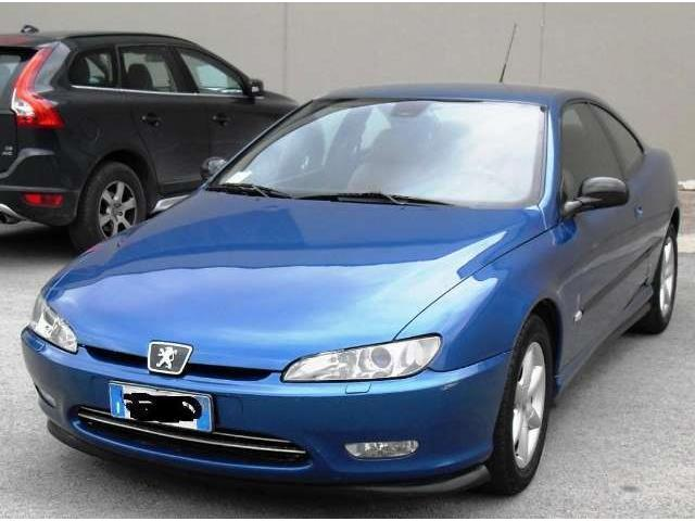 sold peugeot 406 coupe 2 2 16v hdi used cars for sale. Black Bedroom Furniture Sets. Home Design Ideas