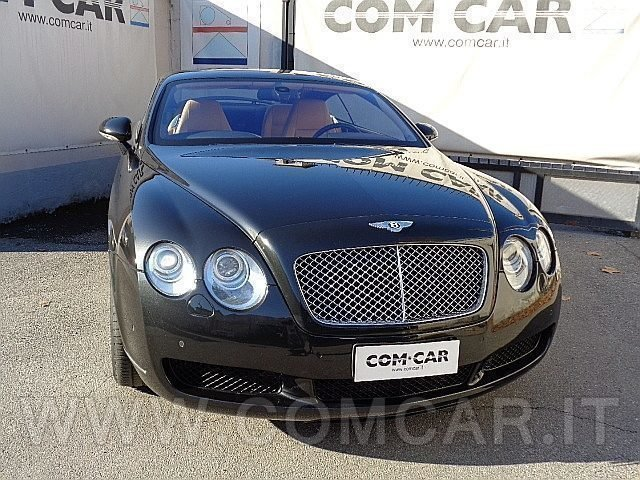 usato bentley continental gt 2005 km in milano. Black Bedroom Furniture Sets. Home Design Ideas