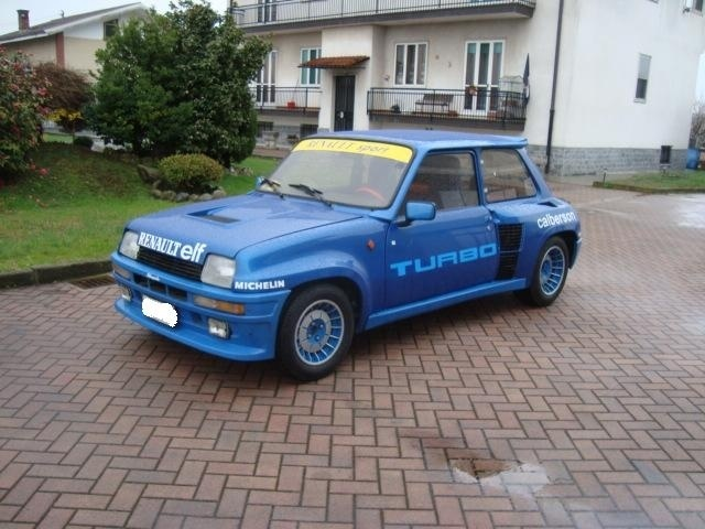 sold renault r5 turbo 1 used cars for sale autouncle. Black Bedroom Furniture Sets. Home Design Ideas