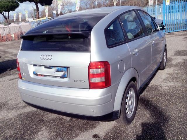 sold audi a2 1 2 tdi automatica used cars for sale. Black Bedroom Furniture Sets. Home Design Ideas
