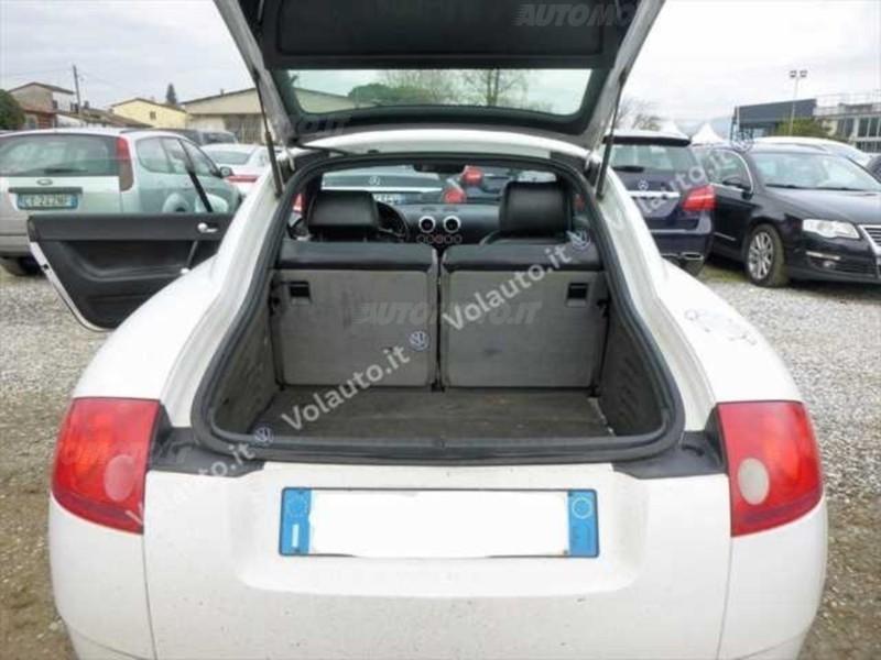 sold audi tt coup 1 8 t 20v 225 c used cars for sale. Black Bedroom Furniture Sets. Home Design Ideas