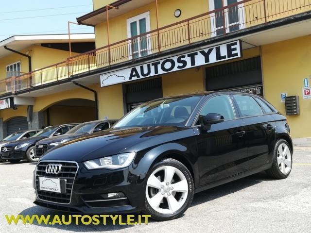 Audi a3 sportback s line prezzo usato 6